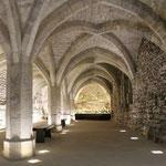 Cave sous le Musée archéologique de Senlis (C) L. Stevens