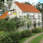 Historisches Müllerhaus - Ursprünglich als Kotten mit Krüppelwalm aus dem Jahre 1784 errichtet