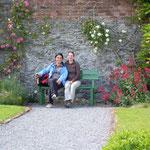Irland 2011 - Evelyn und ich