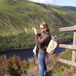 Glendalough - Upper lake - Wicklow mountains - Irland 2011
