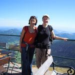 Flora und ich - Schneeberg - NÖ 2011
