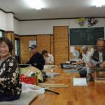 週2回集まる竹朋会