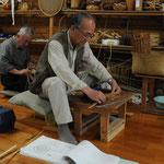 竹朋会は20年間続いている。