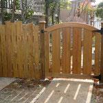 ウッドゲートとウッドフェンス
