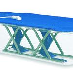 Badewannenlifter mit Liegefläche