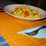 Tortellini in brodo di verdure