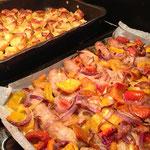 Salsiccia al forno