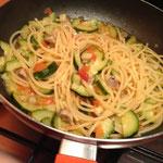 Spaghetti del monte