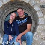 Ehepaar fotografiert von Annett Mirsberger