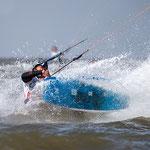 Kiter in Action in SPO_Fotografin Annett Mirsberger