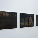 """Ausstellung """"Orte"""", Galerie Rieder München, 2015"""