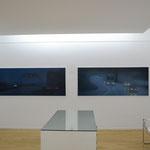 """Gruppenausstellung """"Orte"""", Galerie Rieder München, 2015"""