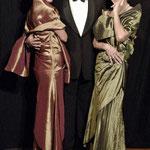 """Mit den Kessler Zwillingen Alice und Ellen in """"Sechs Tanzstunden in sechs Wochen"""" von Alfieri"""