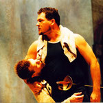 "Mercutio in ""Romeo und Julia"" von Shakespeare"