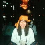 シーク寺院で座禅 1997/02/28