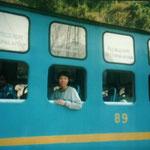 ニルギリ山岳鉄道 1997/03/16 メットパーラヤム +++++ ウダカマンダラム