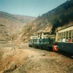 マテラン登山鉄道 1997/03/12 ネラール +++++ ダダール