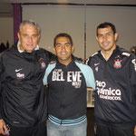 Tite e Fabio Luiz