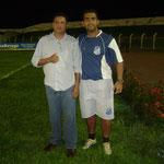 Vilmar Galvão Diretor de Esporte na Cidade de Sinop