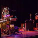 Philippe Bayle trio : Frédéric Sicart, Philippe Laccarrière, Philippe Bayle, Soirée Cabaret JAZZ360, Cénac, 18 mars 2017