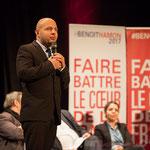 Matthieu Rouveyre, Vice-président du Conseil départemental de la Gironde, Conseiller municipal de Bordeaux. 5 #benoithamon2017