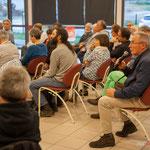 Question d'un citoyen de La Réole. Réunion publique des Insoumis de la 12ème circonscription, 6 juin 2017, Sadirac