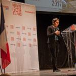 5 Naïma Charaï, Conseillère régionale de Nouvelle-Aquitaine, déléguée aux Solidarités, à l'égalité femmes-hommes et à la lutte contre les discriminations. #benoithamon2017