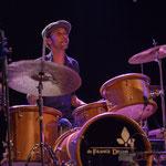 Curtis Efoua Ela, Youpi Quartet, JAZZ360 à Cénac, 19/03/2016