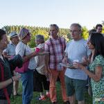 Pique-nique des Insoumis de la 12ème circonscription de la Gironde, la Réole, 16 juin 2017
