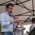Thomas Lachaize, Taldea Group, Festival JAZZ360 2016, Quinsac, 12/06/2016
