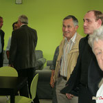 Salon-séjour. Inauguration du gîte d'étape de Citon-Cénac. 01/10/2010