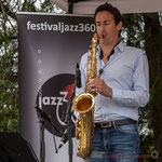 Thomas Lachaize, Taldea Group, Festival JAZZ360 2016, Quinsac