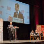 Benoît Hamon, candidat à la présidentielle, Conseiller régional d'Île-de-France, député de la 11ème circonscription des Yvelines. #benoithamon2017