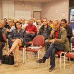 Intervention de Lionel Chollon, Maire de Loupiac, parrain du comité de soutien. Réunion publique des Insoumis de la 12ème circonscription, 6 juin 2017, Sadirac