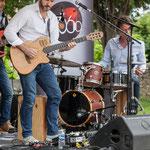 Jean Lassallette, Taldea Group, Festival JAZZ360 2016, Quinsac, 12/06/2016