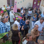 Q.G. de la France insoumise, 12ème circonscription de la Gironde. Premier tour des élections législatives, 11 juin 2017, Langoiran