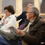 Réunion publique intercommunale du groupe d'appui local de l'Entre-Deux-Mers de la France Insoumise. 14 avril 2017, Le Tourne