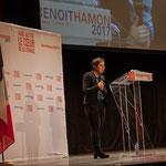 3 Naïma Charaï, Conseillère régionale de Nouvelle-Aquitaine, déléguée aux Solidarités, à l'égalité femmes-hommes et à la lutte contre les discriminations. #benoithamon2017