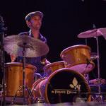 Curtis Efoua Ela, Youpi Quartet, JAZZ360 à Cénac