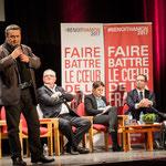 Pascal Lafargue, Président d'Emmaüs Gironde. #benoirhamon2017