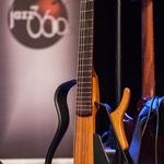 Classic Silent Guitar Yamaha SLG de Philippe Bayle. Soirée Cabaret JAZZ360, Cénac, 18 mars 2017