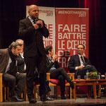 Matthieu Rouveyre, Vice-président du Conseil départemental de la Gironde, Conseiller municipal de Bordeaux. 1 #benoithamon2017