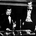 Philip D'Antoni, Jack Nicholson. Oscar Night 1971