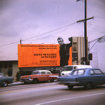 Billboard on Sunset Boulevard