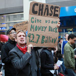 「チェイス銀行よ我々の927億ドルを返せ」