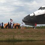 NASA、関連会社あわせて約8000人が解雇される  撮影:山野孝之