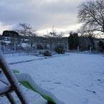 Petite trêve hivernal