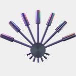 7 цветный светодиодный светильник