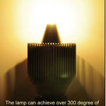 светодиодная лампа 6W-360*