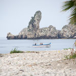 Bucht vor Taormina